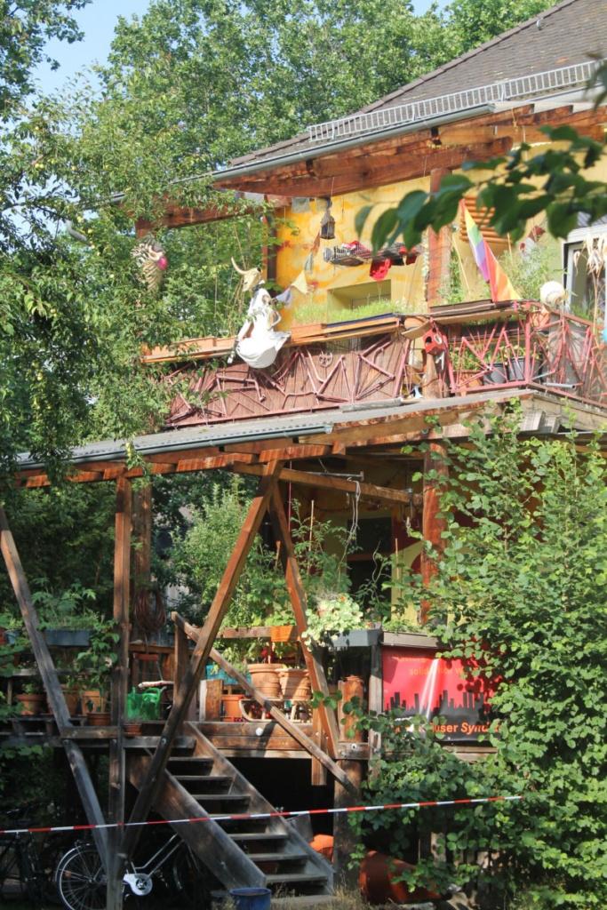 Una de las casas de SUSI